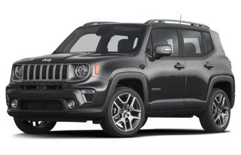 2019 Jeep Renegade - Anvil