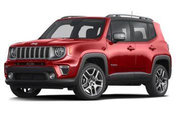 2019 Jeep Renegade - Colorado Red