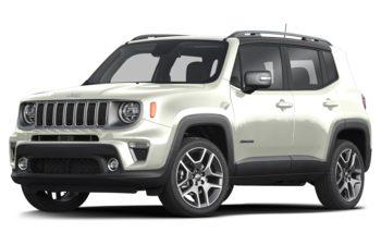 2019 Jeep Renegade - Alpine White