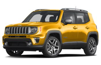 2019 Jeep Renegade - Solar Yellow