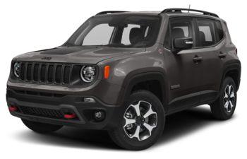 2019 Jeep Renegade - Granite Crystal Metallic