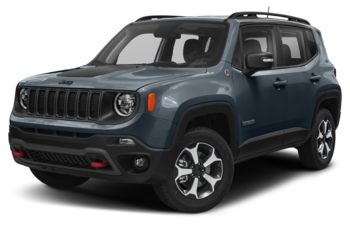 2019 Jeep Renegade - Slate Blue Pearl
