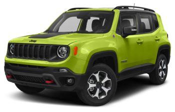 2019 Jeep Renegade - Hypergreen