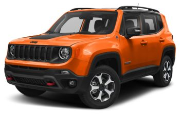 2019 Jeep Renegade - Omaha Orange