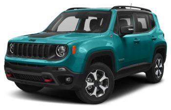 2019 Jeep Renegade - Bikini Metallic