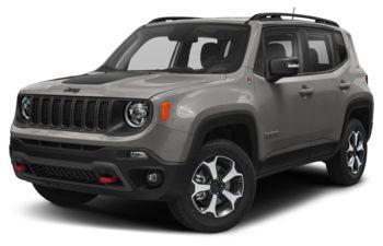 2019 Jeep Renegade - Glacier Metallic