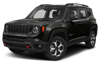 2019 Jeep Renegade - Black