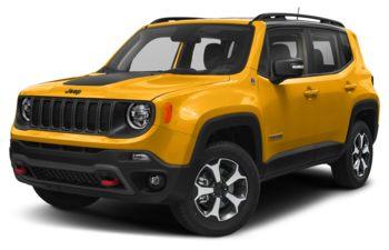 2019 Jeep Renegade - Solar Yellow