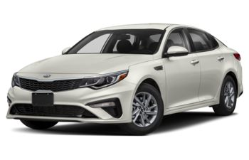 2019 Kia Optima - Snow White Pearl