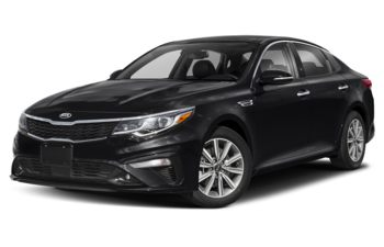 2020 Kia Optima - Ebony Black