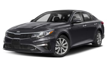 2020 Kia Optima - Gravity Grey