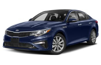 2020 Kia Optima - Lightning Blue