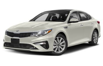 2020 Kia Optima - Snow White Pearl