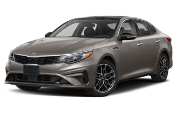 2019 Kia Optima - Titanium Metallic