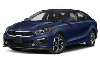 2019 Kia Forte - Hyper Blue Metallic