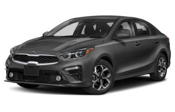 2019 Kia Forte - Gravity Grey Metallic