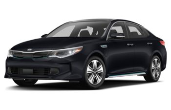 2020 Kia Optima PHEV - Aurora Black