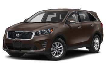 2019 Kia Sorento - Dragon Brown Metallic