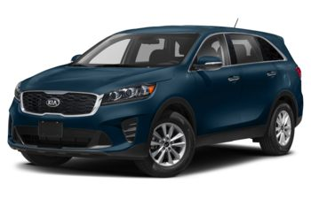 2020 Kia Sorento - Imperial Blue Metallic