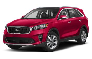 2019 Kia Sorento - Passion Red Metallic