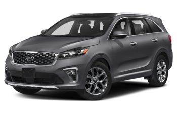 2020 Kia Sorento - Gravity Grey