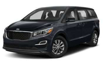 2021 Kia Sedona - Aurora Black