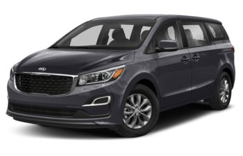 2019 Kia Sedona - Thunder Grey Metallic