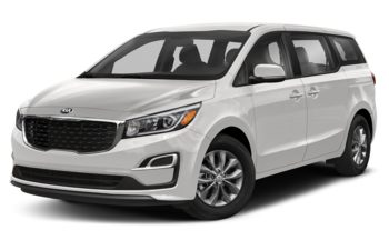 2021 Kia Sedona - Snow White Pearl
