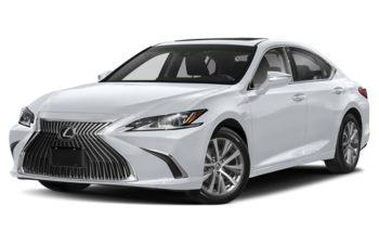 2021 Lexus ES 350 - Ultra White