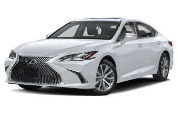 2019 Lexus ES 350 - Ultra White