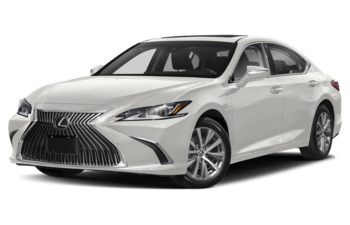 2019 Lexus ES 350 - Eminent White Pearl