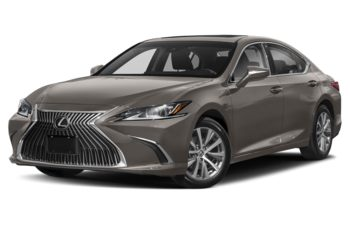 2021 Lexus ES 350 - Atomic Silver