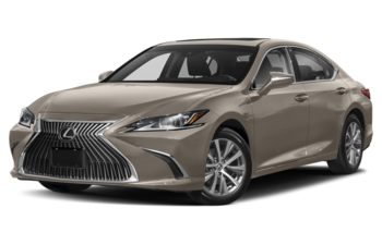 2019 Lexus ES 350 - Moonbeam Beige Metallic