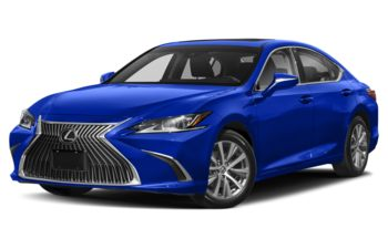 2019 Lexus ES 350 - Ultrasonic Blue Mica 2.0