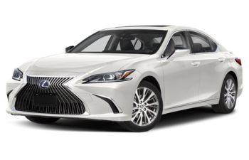 2021 Lexus ES 300h - Eminent White Pearl
