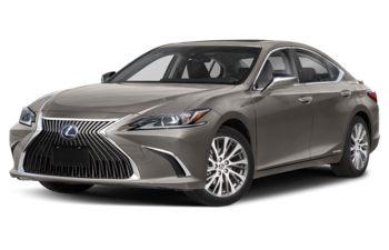 2019 Lexus ES 300h - Atomic Silver