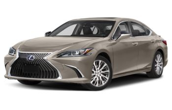 2021 Lexus ES 300h - Moonbeam Beige Metallic