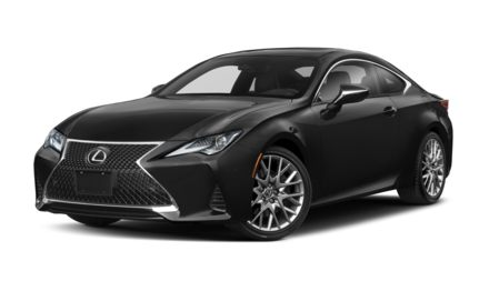 2021 Lexus RC 350 Base