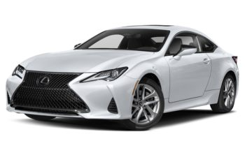 2019 Lexus RC 300 - Ultra White