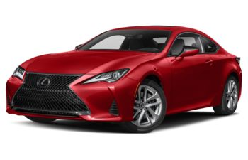2020 Lexus RC 300 - Infrared