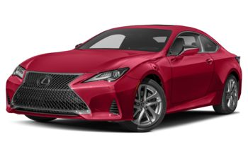 2019 Lexus RC 300 - Infrared