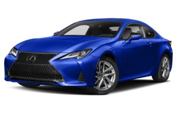 2019 Lexus RC 300 - Ultrasonic Blue Mica 2.0