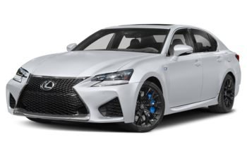 2020 Lexus GS F - Ultra White