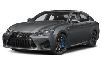 2019 Lexus GS F - Smoky Granite Mica