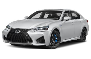 2020 Lexus GS F - Liquid Platinum