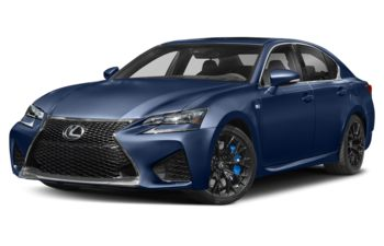 2020 Lexus GS F - Ultrasonic Blue Mica 2.0