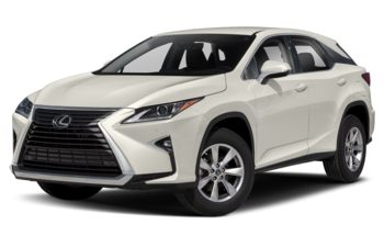 2019 Lexus RX 350 - Eminent White Pearl