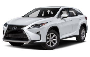 2019 Lexus RX 350 - Ultra White