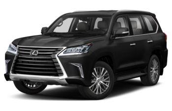 2019 Lexus LX 570 - Black Onyx