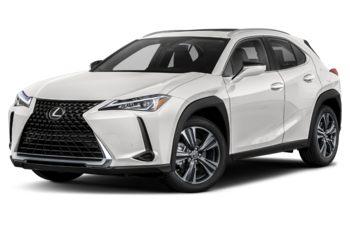 2020 Lexus UX 200 - Eminent White Pearl